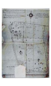 mappa andriace1813